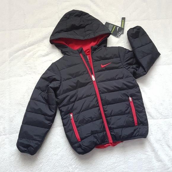 8ba537b32 Nike Jackets & Coats | Nwt Werewolf Puffer Winter Hoodie Jacket ...